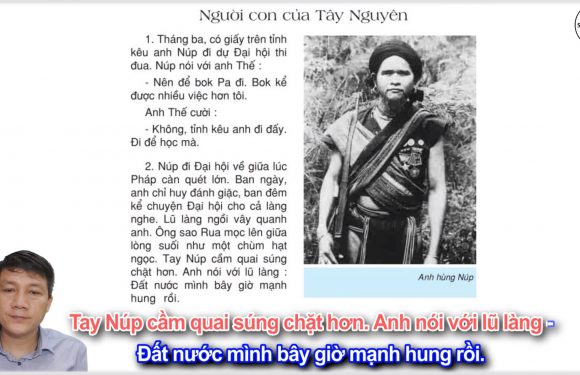 Người con của Tây Nguyên – Lớp 3 – Tuần 13 – Trang 103 – Tiếng Việt 3 tập 1