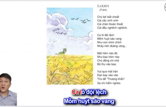 Lượm – Lớp 2 – Tuần 33 – Trang 130 – Tiếng Việt 2 tập 2