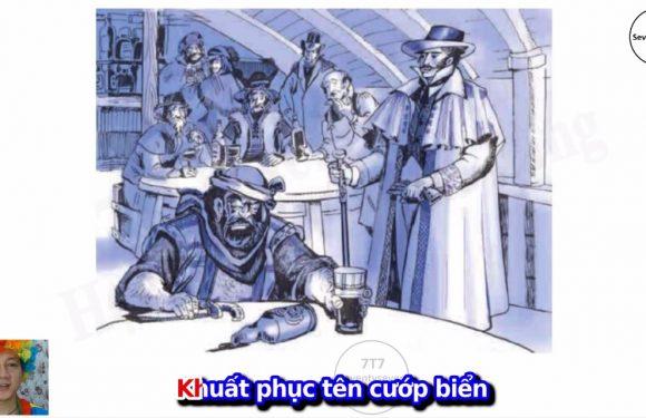 Lớp 4 – Khuất phục tên cướp biển