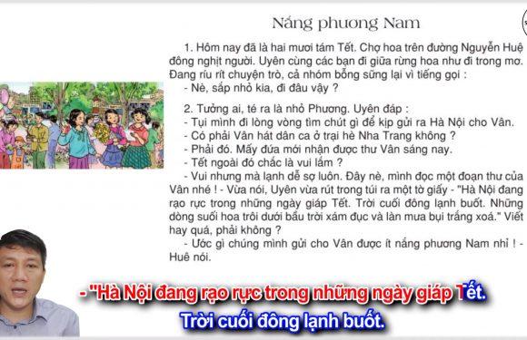 Nắng phương Nam – Lớp 3 – Tuần 12 – Trang 94 – Tiếng Việt 3 tập 1
