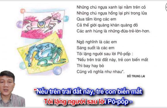 Nếu trái đất thiếu trẻ con – Lớp 5 – Tuần 34 – Trang 157 – SGK Tiếng Việt 5 tập 2