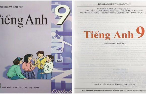Sách tiếng Anh lớp 9